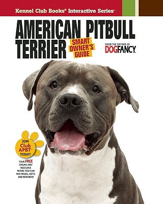 American Pit Bull Terrier By Dog Fancy Magazine (COR)